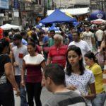 Evento ajuda a movimentar principal centro comercial da cidade
