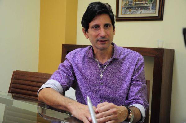 Satisfeito: Paulo Conrado enviou documento ao MEC se posicionando contra a ideologia de gênero nas escolas