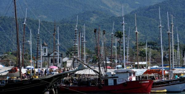 Paraty é um dos pontos mais procurados no interior do estado do Rio