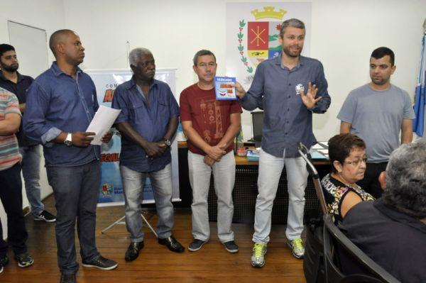 'Comércio Ambulante Legal': Projeto visa regularizar os ambulantes moradores de Barra Mansa (Foto: Paulo Dimas)