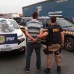 Homem é preso pela PRF, com 30Kg de  maconha