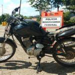 BARRA MANSA - MOTO ROUBADA