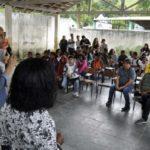 Rodrigo Drable diz que reforma da escola deve ficar pronta até julho do ano que vem (foto: Paulo Dimas)