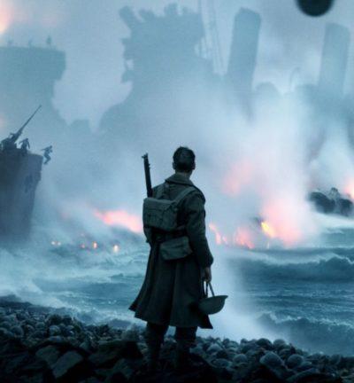 Dunkirk: De volta à Segunda Guerra Mundial