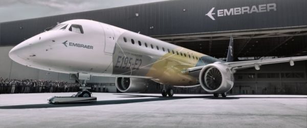 Embraer é uma empresa reconhecida internacionalmente