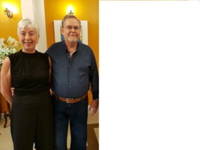 O casal 'restauranteur' José Osório e Angélica São Thiago abrem as portas hoje de seu Bistrô Casa Antiga