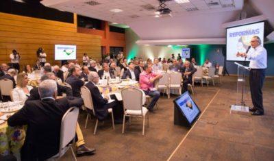 FIRJAN reuniu prefeitos para debater a reforma da previdência