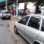 O motorista foi conduzido para a 90ª DP, onde o caso está sendo investigado (Foto: Divulgação)