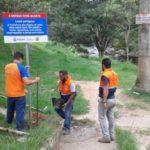 Aviso: Alerta é para moradores e turistas que lotam as cachoeiras com a proximidade do verão (Foto: Divulgação/Ascom PMI)