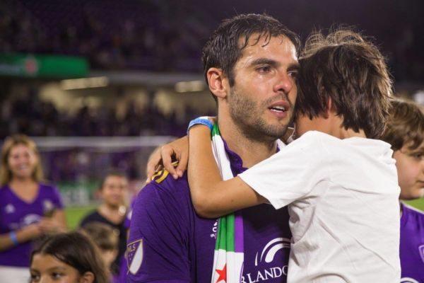 Kaká se despede tendo uma carreira internacional das mais valorizadas