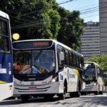 Novidade: ônibus recém-adquiridos circulam pela Vila santa Cecília