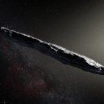 Oumuamua: O mensageiro que veio de longe em outubro