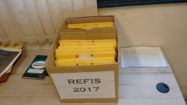 Andamento: Processos sobre parcelamentos de impostos em atraso são feitos pelo Departamento de Tributos