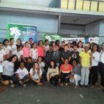 Atividades da Campanha Laço Branco foram realizadas na semana passada, em Quatis (Foto: Divulgação)