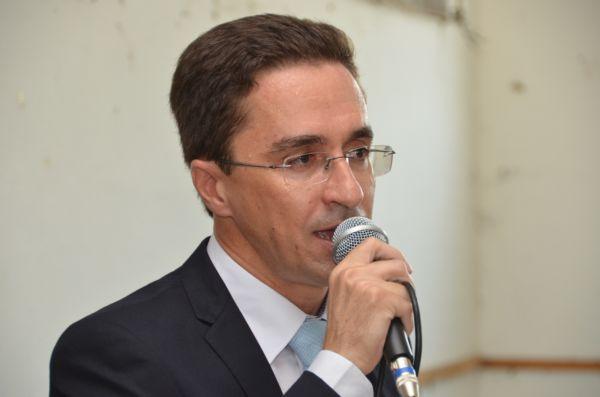 Ednardo Barbosa: 'Para 2018, planejamos realizar algumas obras de infraestrutura para cidade' (Foto: Arquivo)