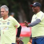 Rueda pode estar de saída do Flamengo rumo à seleção chilena