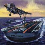 Fracasso: O porta-aviões voador não deu certo