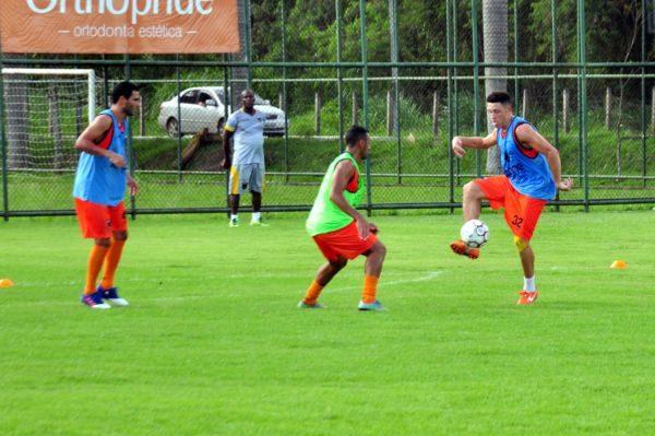 Atletas do Volta Redonda já começaram a treinar visando 2018
