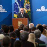Temer: 'Há dois anos e meio atrás, a Petrobras era quase um palavrão'