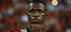 Flamengo Jornais espanhóis comentam situação de Vinícius Júnior