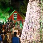 Papai Noel: Casa será instalada na Praça da Liberdade, no Centro (Foto: Gabriel Borges/Divulgação)