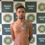Suspeito de matar e escalpelar vítima é preso em Barra Mansa (foto: Cedida pela Polícia Civil)