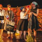Teatro Areia: Grupo retornará com as apresentações no final de janeiro e a turnê seguirá até março de 2018 pelas cidades da região (Foto: Divulgação)