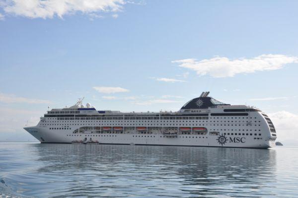 No mar: Navio é alvo fácil para criminosos