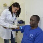 Prevenção: Exames foram feitos em unidades de saúde da família de Porto Real (Foto: Divulgação)