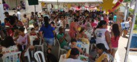 Almoço comunitário em Quatis  reúne mais de quatro mil pessoas