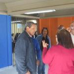 quatis - prefeito bruno visita escola - divulgacao