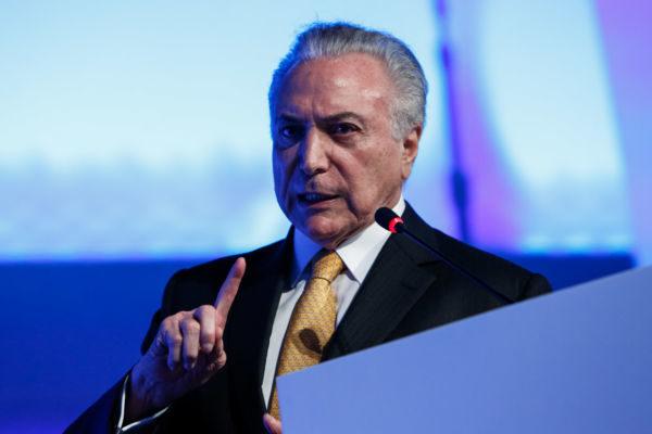 Michel Temer prega respeito aos poderes em meio a discussões que virão em 2018