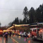 Polícia ainda vai averiguar causas do acidente em Washington