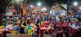 São Geraldo atrai moradores  com área de lazer e serviços