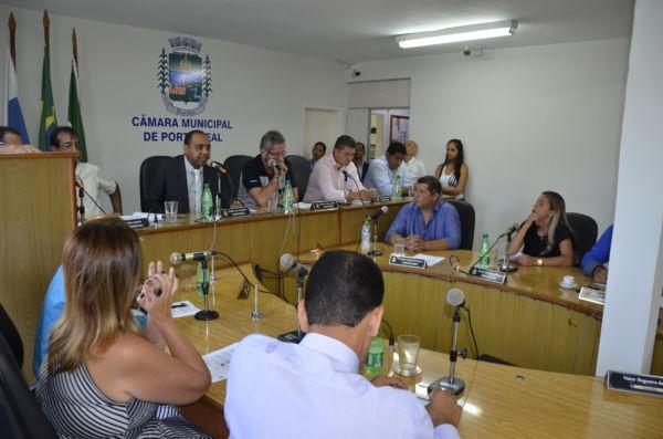Oficial: Ailton Marques toma posse definitivamente na Prefeitura de Porto Real (Foto:Dorinha Lopes – PMPR)