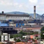 Trunfo: CSN mantém Volta Redonda como maior geradora de empregos industriais na região (Foto: Paulo Dimas)