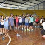 Capacitação: Atividade é parte de reciclagem para os profissionais de educação física - Geraldo Gonçalves – Secom/VR