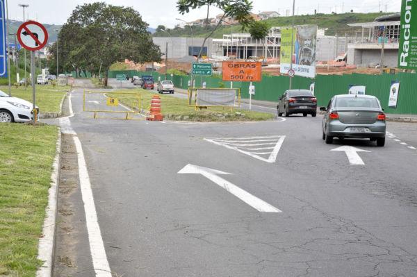 Alteração: Motoristas devem ficar atentos as alterações no transito na Rodovia dos Metalúrgicos (Foto: Geraldo Gonçalves/SecomVR)