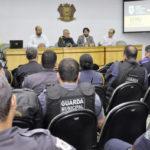 Volta Redonda: Curso semipresencial oferece aperfeiçoamento profissional para guardas municipais e equipe da STMU -  Geraldo Gonçalves. / Secom VR