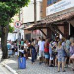 Conscientização: População tem comparecido aos postos de saúde para tomar a vacina contra febre amarela - Paulo Dimas