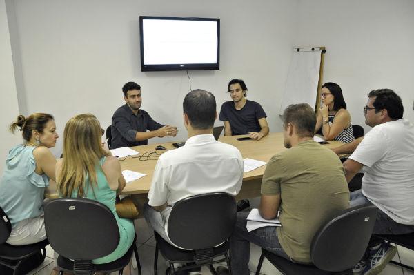 Discussão: Software de planejamento estratégico  (Geraldo Gonçalves / Secom VR)