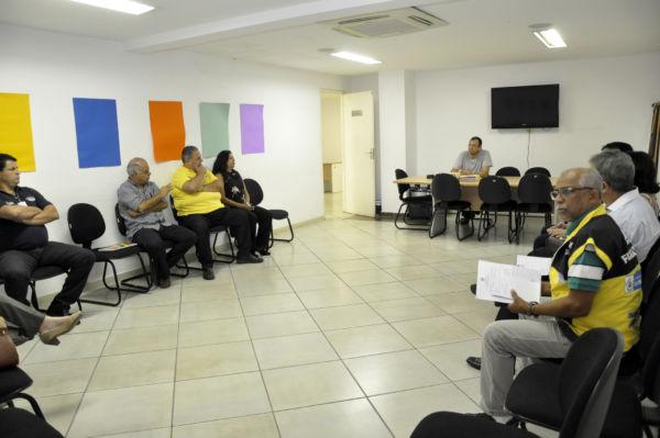 Debate: Mobilidade urbana foi tema de conferência em Volta Redonda (Foto:Geraldo Gonçalves / Secom VR)