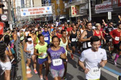 Corrida: Inscrições estarão abertas até completar o número de 1000 corredores com idade a partir dos 15 anos - Paulo Dimas
