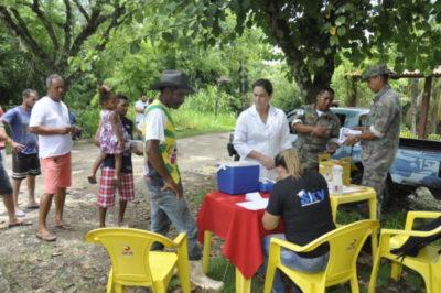 Imunização: Seis equipes estão visitando casas, fazendas e sítios durante toda a semana - Paulo Dimas