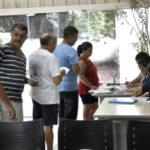 Volta Redonda: 3.581 pessoas imunizadas no dia D da campanha, somando 120.661 vacinadas na cidade -  Geraldo Gonçalves – Secom/VR