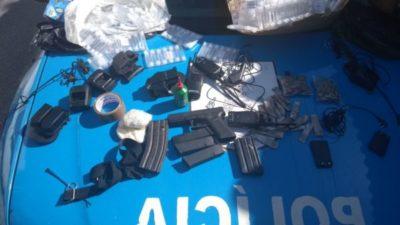 Polícia prende suspeito de participar de roubo