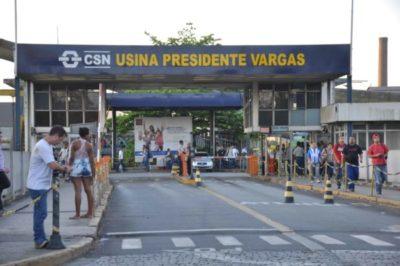 Parceria: Secretaria de Saúde e Sindicato dos Metalúrgicos querem fazer a vacinação dos funcionários da CSN - Paulo Dimas