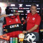 Paulo Cesar Carpegiani chega para substituir Reinaldo Rueda no Flamengo