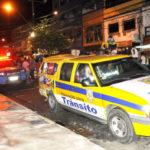 Nas ruas: Polícia militar e agentes da prefeitura fazem trabalho conjunto na região (Foto: Divulgação)
