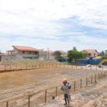 Ampliação: o novo prédio terá capacidade de atender cerca de 120 crianças
